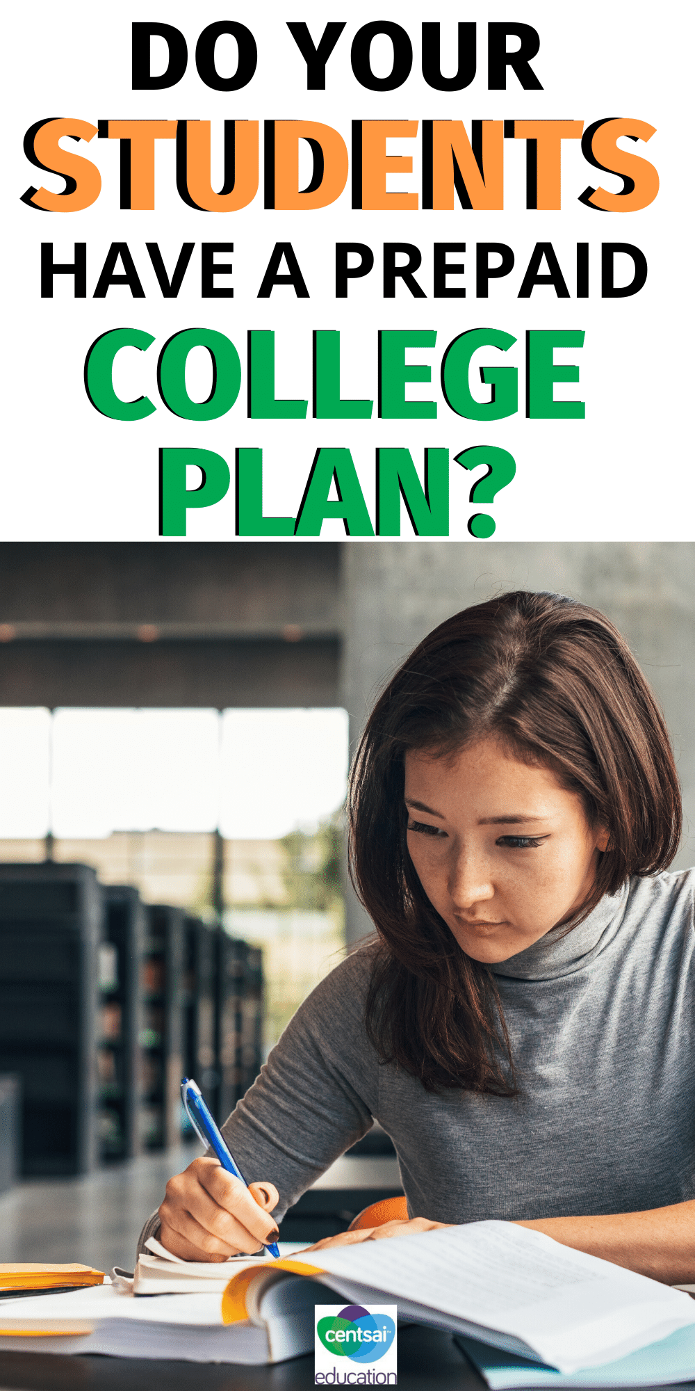 Some say a prepaid college plan is a bad investment but there are many reasons it could be an amazing benefit to your students if they have one.