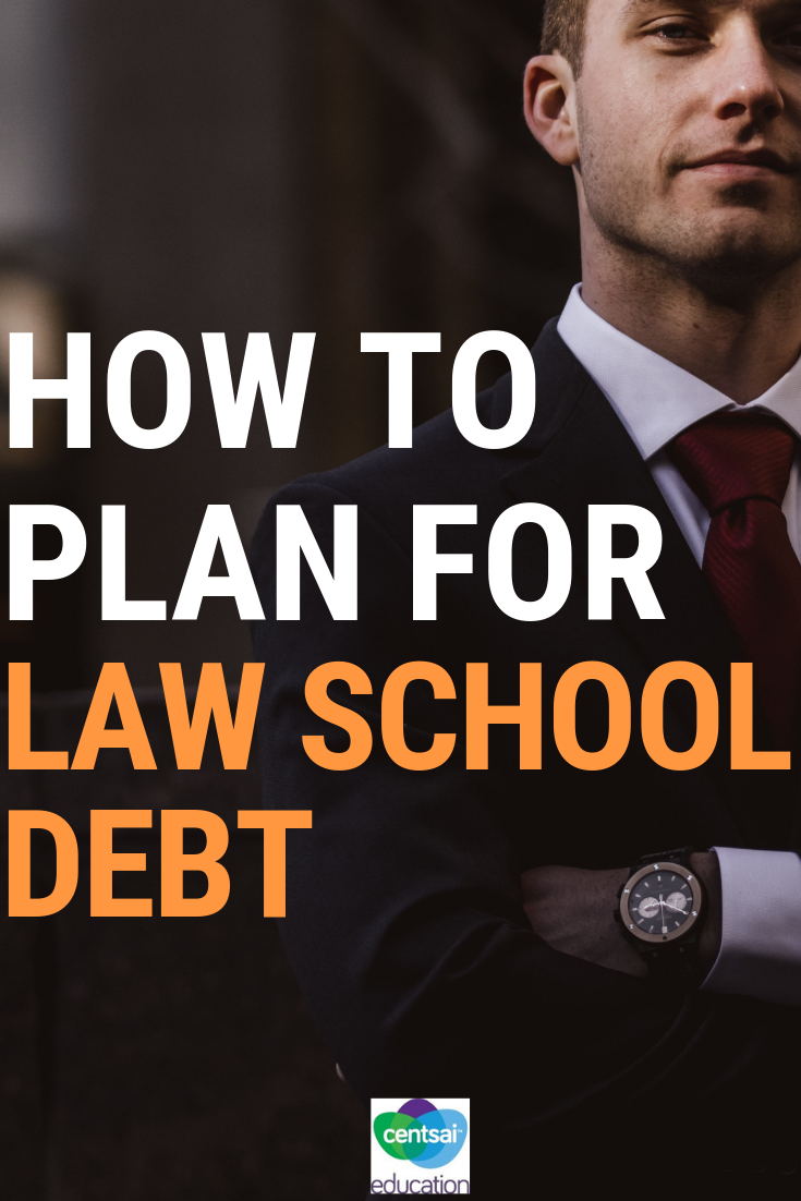 Law school debt seems small compared to an attorney's annual salary, but many students don't consider the hidden costs.