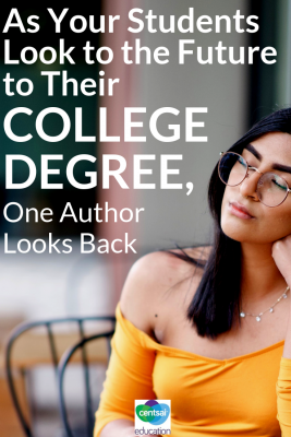 """Was my college education really worth it?"" Join one author as she explores this very important question."