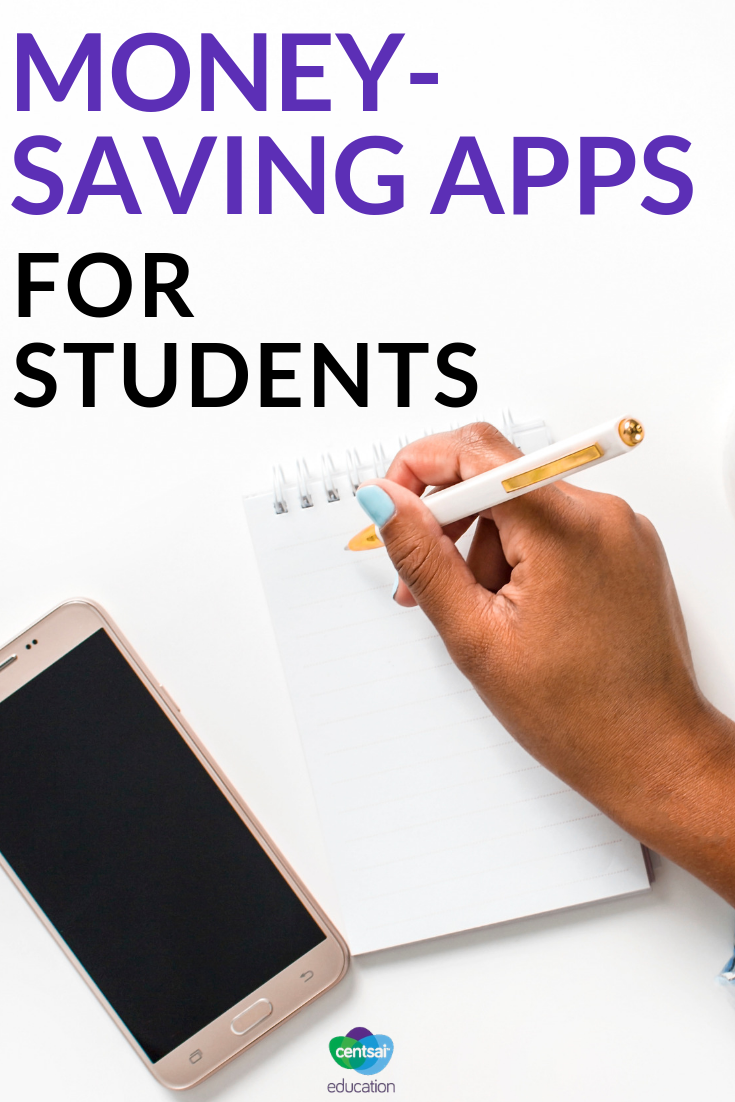 These apps can help your students save money and find the best coupons!