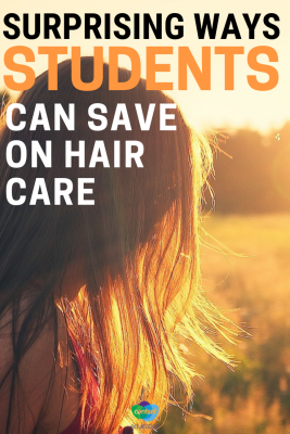 Teens are known to spend a ton of money on all sorts of fake hair. Weaves, extensions, dyes, the list goes on. Help them to look their best and save money at the same time.