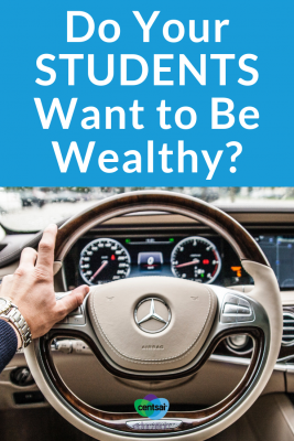 A personal story shows how every teen can have a wealth mindset that will set them up for success.
