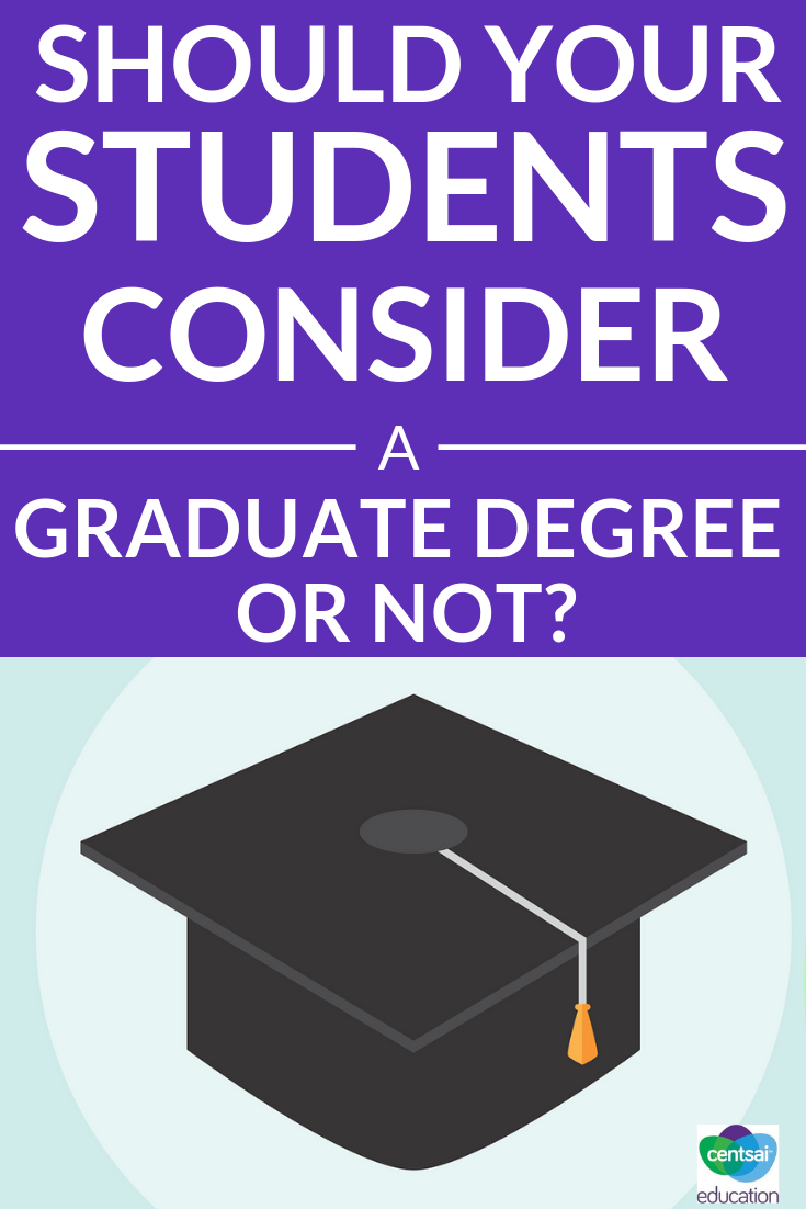 Will your students really use the degree they earn in college or will their job have little to do with what they studied? It's something they should consider before taking on student loan debt!