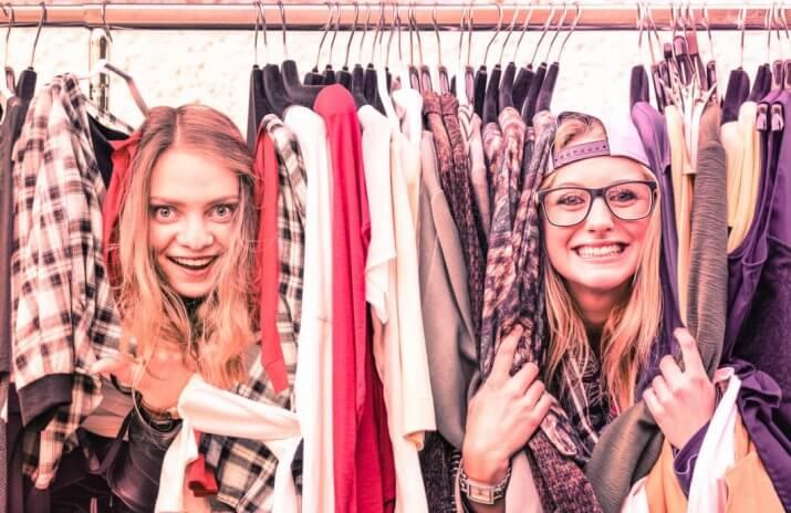 Teen Shopping Takes Mad Skills