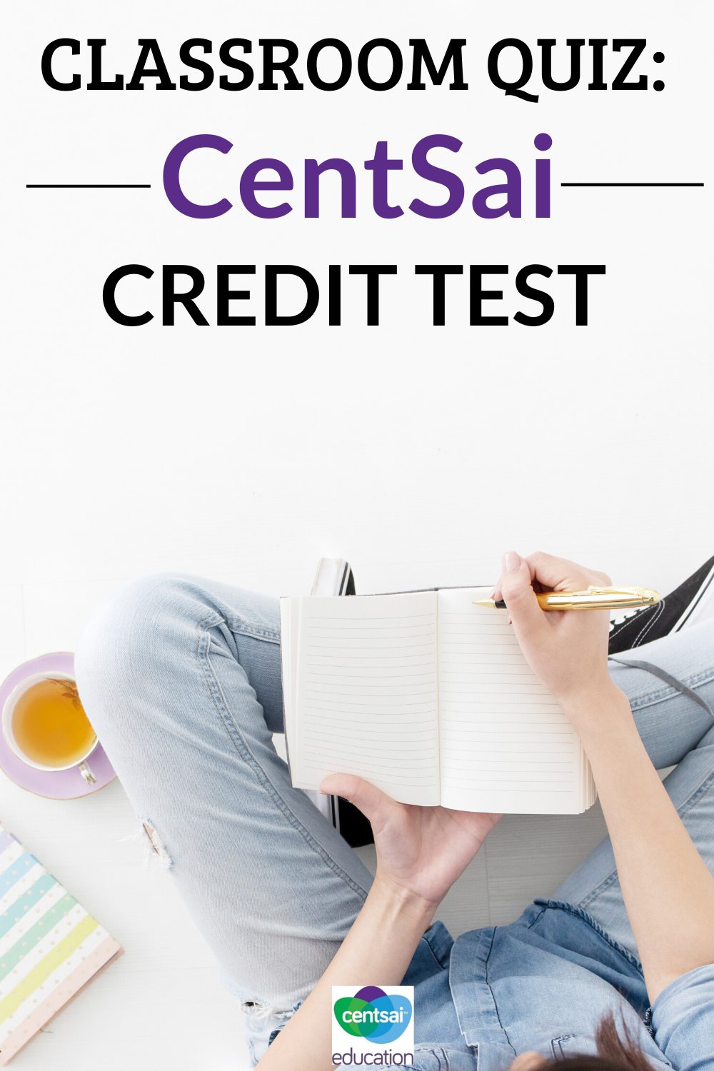 Have your students take this quiz from CentSai on credit — the results may surprise you. #quiz #CentSaiEducation #credicard #improvecreditscore #creditscore