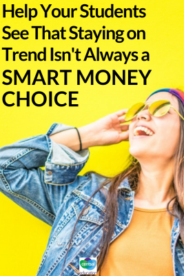 Students can stand out in ways that won't affect their wallet in the future!
