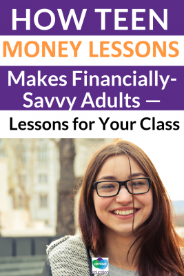 Adolescence is the perfect time to teach your class about money-saving strategies that will help them for years to come.