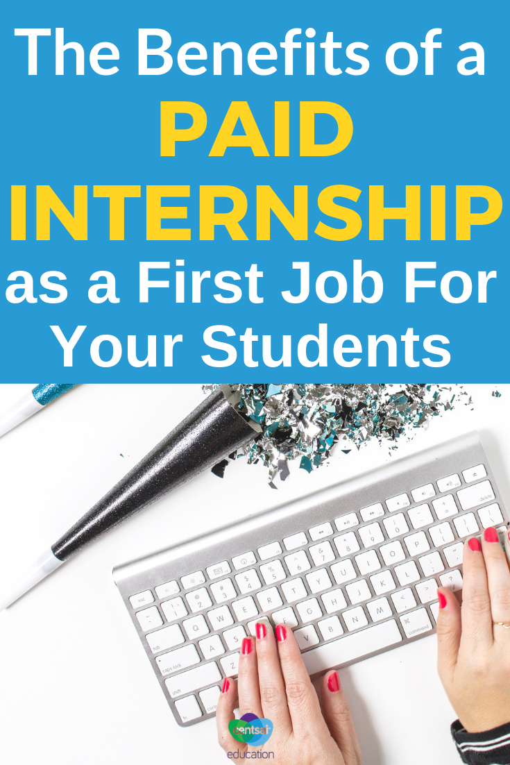 How to Get a Paid Internship as Your First Job | Photo by Eric Strausman