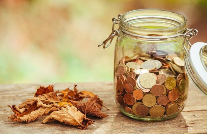 A Penny Goes a Long Way — Save Them and Treat Yourself