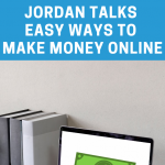 Join teenage entrepreneur Jordan Cox as he shares three easy ways to make money online!