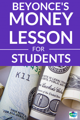 Paying your own way and being prepared for upcoming expenses is a great way to be a money boss. Help your students understand this early on and it will make a huge difference for them!