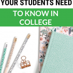 College can be overwhelming — particularly when it comes to finances. Here are four truths your students need to know before they go.