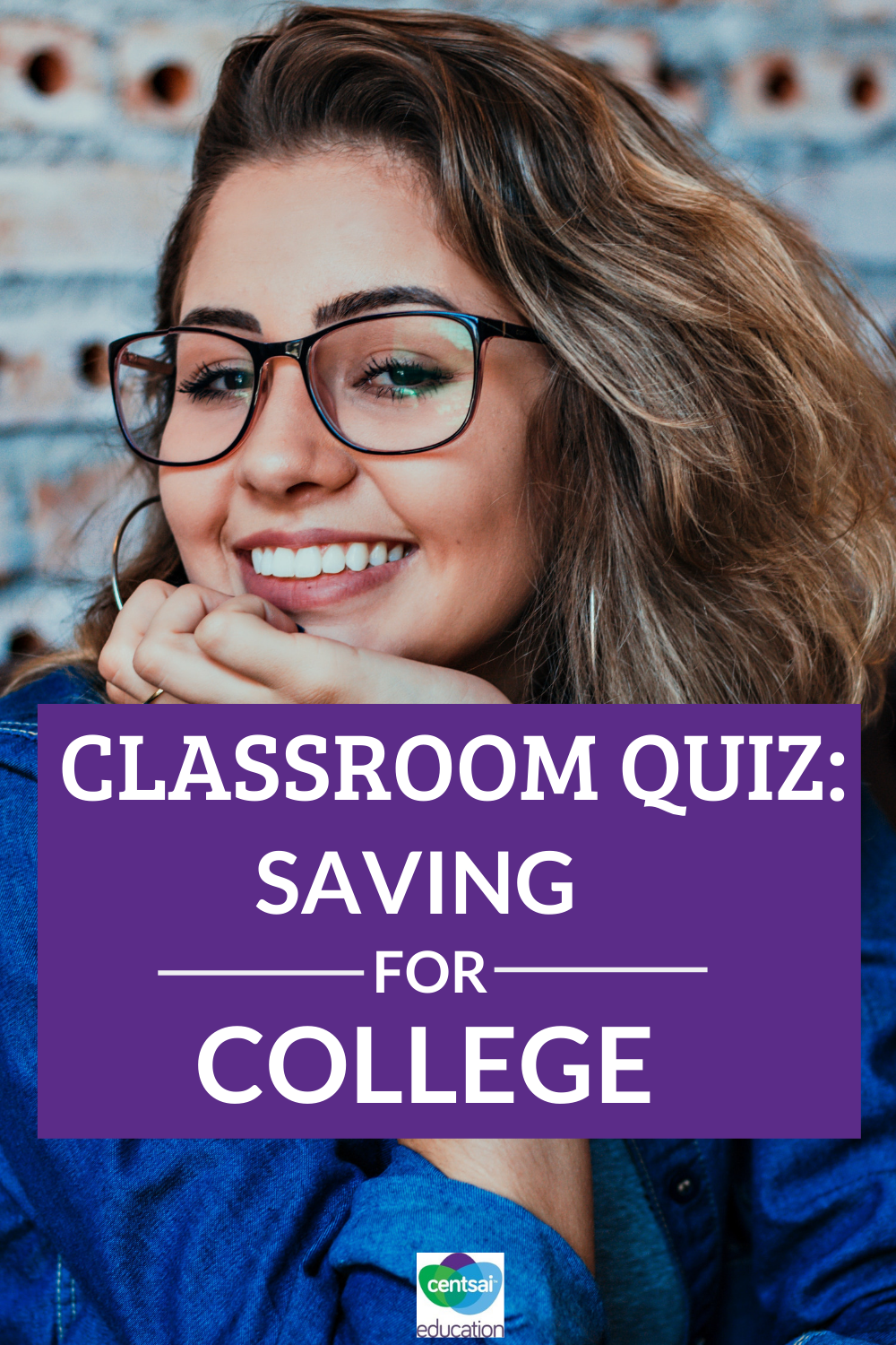 Saving for college is undoubtedly a challenge. Find out how prepared your students are and give them some tips and ideas on how to save money. #savingmoney #college #budget #incollege #CentSaiEducation