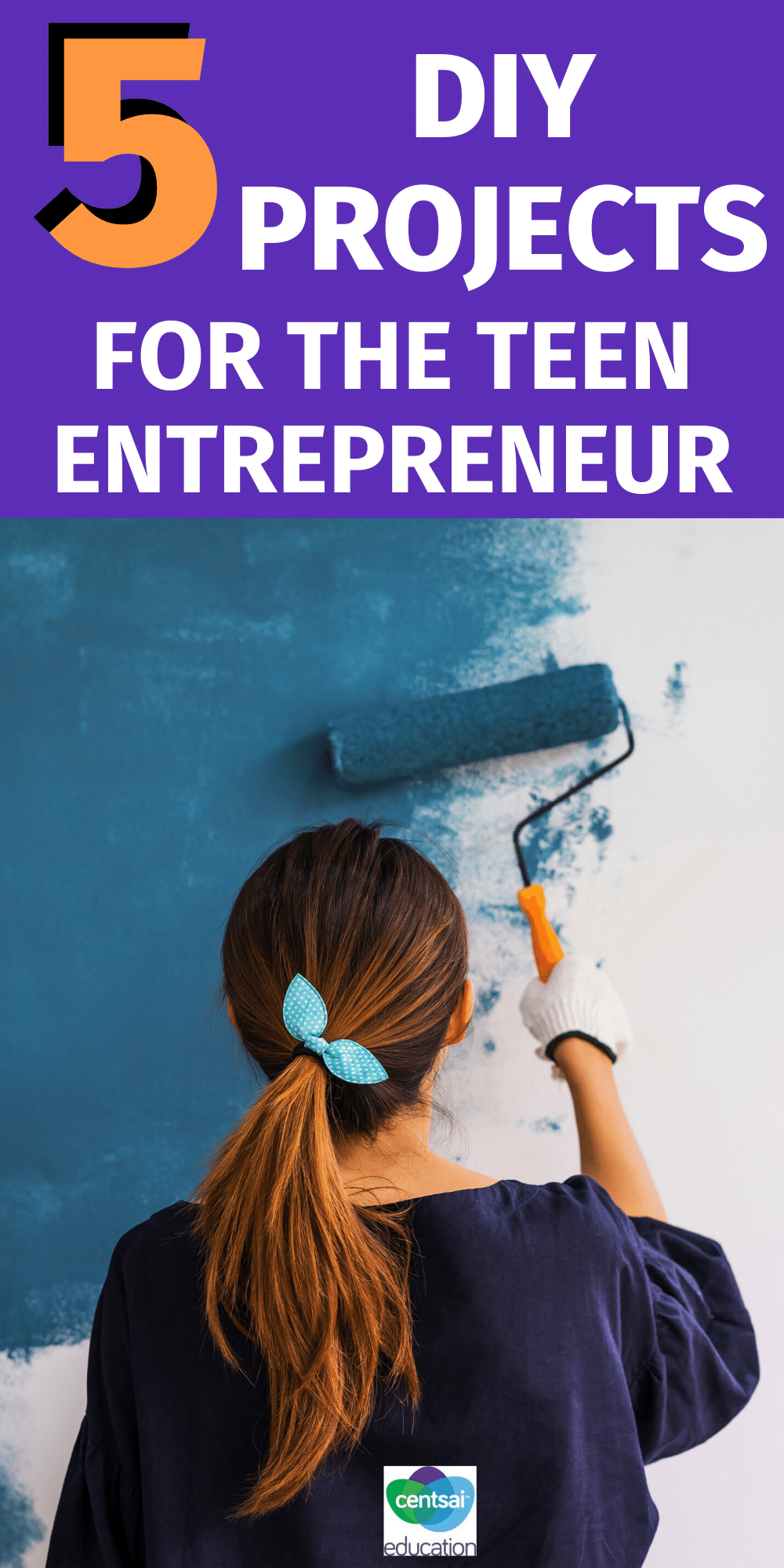 These practical DIY projects can help your students think about the possibilities of starting their own business and bring out their inner entrepreneur.