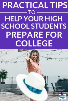 From getting a part time job to attending college readiness seminars, point your high school students in the right direction today.