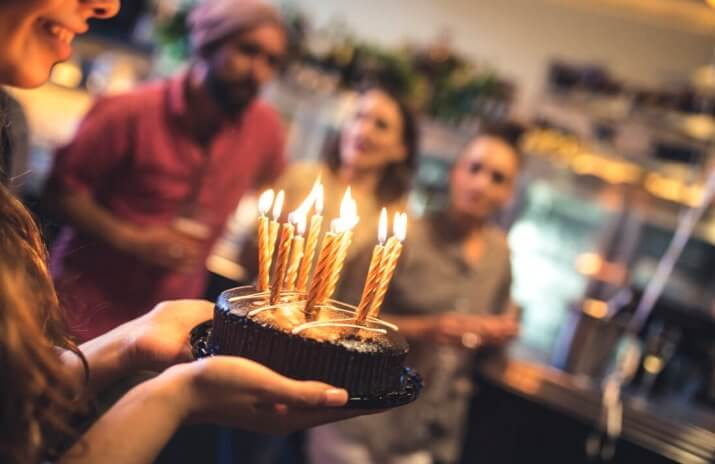 5 Restaurants That'll Give You Sweet Birthday Deals
