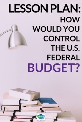 Want to teach your students about the Federal Budget the fun way? Use this lesson plan to test their smarts!
