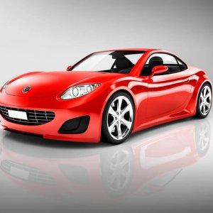 A. Sports car