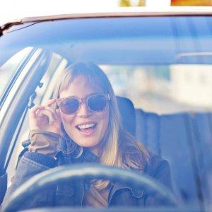 A. Twenty-nine-year-old female driver