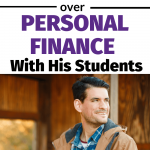 Julius Prezelski goes to great lengths to help his students get excited about managing their money well and is an inspiration to us all! Check out these tips and lessons for you! #budget #advice #tips #students #personalfinance