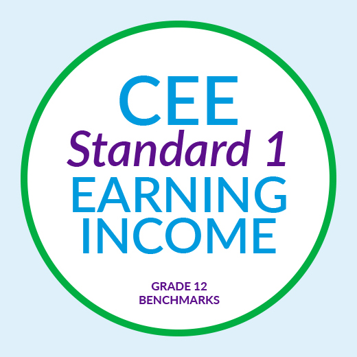 CEE Standard 1 : Earning Income