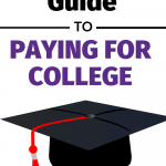 The prospect of funding college can be scary. Check out our ultimate guide and learn how to pay for college without losing an arm and a leg. #studentloans #CentSaiEducation #tips