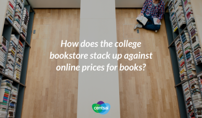 The Ultimate Guide to Paying for College: Bookstore Prices