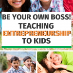 Kids can learn to be their own bosses early on. Read one dad's hopes for his daughter and his take on teaching entrepreneurship to kids. Learn more about business entrepereneurship startups. #CentSaiEducation #entrepreneurshiptips #entrepreneurshipforkids