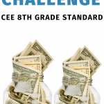 Test your students' knowledge of budgeting and needs vs. wants with this downloadable and printable worksheet, following the CEE standard. #CentSaiEducation #budgeting #budgetingchallenge #budgetingfinances #budgetingforbeginners