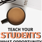 Teach your Students What Opportunity Cost Is